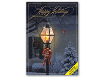 Twilight Glow Holiday Cards